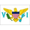 โลโก้ หมู่เกาะเวอร์จินของสหรัฐอเมริกา